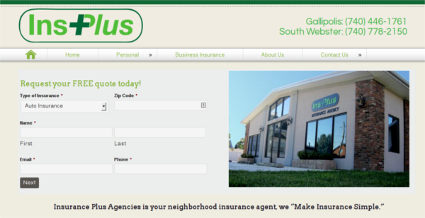 Insurance-Plus-Gallipolis-Screenshot